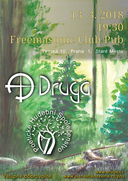 PHS a Druga ve FreeMasonic